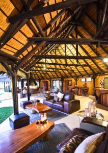 Okonjima Luxury Bush Camp, Horské chaty  Otjiwarongo - big - 9