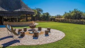Okonjima Luxury Bush Camp, Horské chaty  Otjiwarongo - big - 7