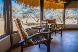 Okonjima Luxury Bush Camp, Horské chaty  Otjiwarongo - big - 5