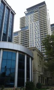 Neftiannikov Avenue Apartment, Апартаменты  Баку - big - 32