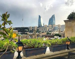 Neftiannikov Avenue Apartment, Апартаменты  Баку - big - 33