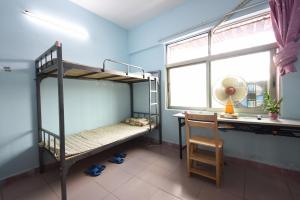 Meet in the Blue Sky Youth Hostel