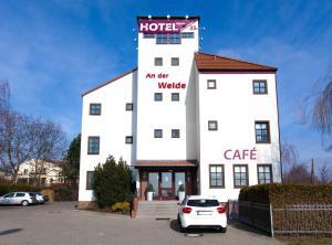 Garni-Hotel An der Weide, Hotels  Berlin - big - 34