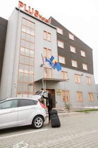 Plus Hotel, Hotely  Craiova - big - 43