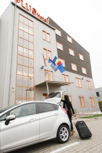 Plus Hotel, Hotely  Craiova - big - 36