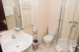 Plus Hotel, Hotely  Craiova - big - 4
