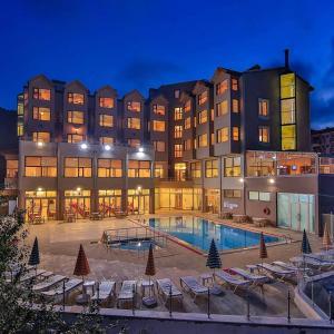 Отель Amasra Diamond, Амасра