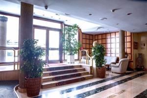 Hotel Tibur, Hotels  Saragossa - big - 81