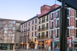 Hotel Tibur, Hotels  Saragossa - big - 57