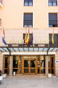 Hotel Tibur, Hotels  Saragossa - big - 86