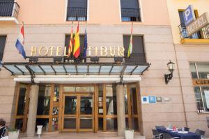 Hotel Tibur, Hotels  Saragossa - big - 85