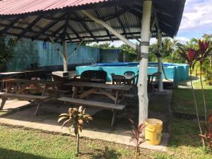 Hospedaje Guanasol, Hotel  Liberia - big - 21