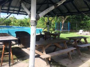 Hospedaje Guanasol, Hotel  Liberia - big - 22