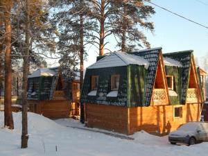 Guest House in Degtyarsk - Verkhniye Sergi