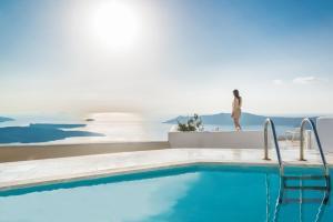 Albergues - Iliovasilema Hotel & Suites