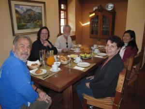 Casa De Aida, Проживание в семье  Калька - big - 25