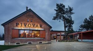 Auberges de jeunesse - Pivovar Lindr Mžany