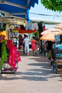 Holidayland, Villaggi turistici  Narbonne-Plage - big - 19