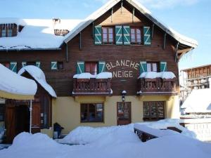 Hotel Le Blanche Neige - Valberg