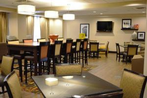 Hampton Inn Richfield, Hotel  Richfield - big - 18