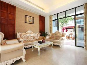 Conghua Mingyue Shanxi Fengyuan Li, 2nd Street No. 4 Villa, Виллы  Conghua - big - 4