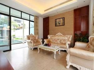 Conghua Mingyue Shanxi Fengyuan Li, 2nd Street No. 4 Villa, Виллы  Conghua - big - 5