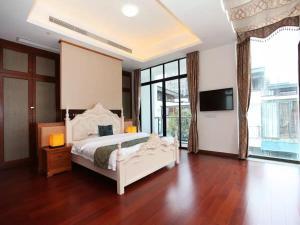 Conghua Mingyue Shanxi Fengyuan Li, 2nd Street No. 4 Villa, Виллы  Conghua - big - 6