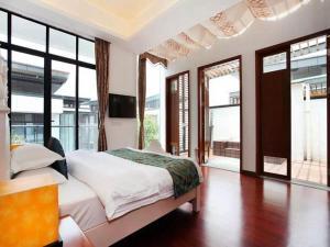 Conghua Mingyue Shanxi Fengyuan Li, 2nd Street No. 4 Villa, Виллы  Conghua - big - 7