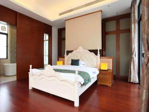 Conghua Mingyue Shanxi Fengyuan Li, 2nd Street No. 4 Villa, Виллы  Conghua - big - 8