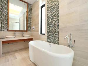 Conghua Mingyue Shanxi Fengyuan Li, 2nd Street No. 4 Villa, Виллы  Conghua - big - 11