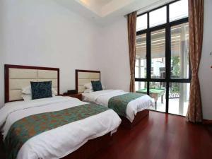 Conghua Mingyue Shanxi Fengyuan Li, 2nd Street No. 4 Villa, Виллы  Conghua - big - 17