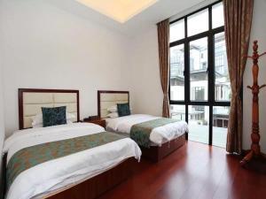 Conghua Mingyue Shanxi Fengyuan Li, 2nd Street No. 4 Villa, Виллы  Conghua - big - 18