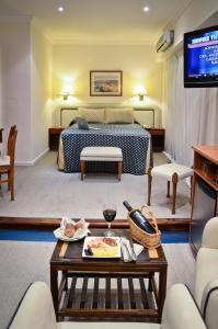 Hotel Iruña, Hotely  Mar del Plata - big - 78