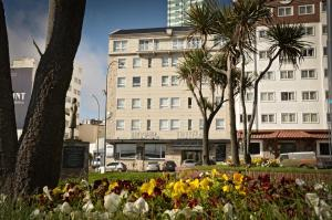 Hotel Iruña, Hotely  Mar del Plata - big - 85