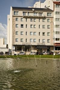Hotel Iruña, Hotely  Mar del Plata - big - 90