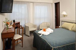 Hotel Iruña, Hotely  Mar del Plata - big - 43