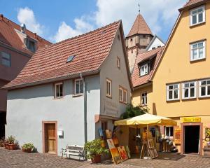 Hexenhaus Wertheim - Gamburg