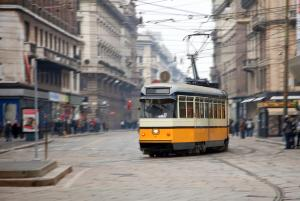 BB Hotels Aparthotel Navigli, Apartmánové hotely  Miláno - big - 93