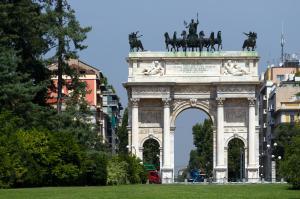 BB Hotels Aparthotel Navigli, Apartmánové hotely  Miláno - big - 98