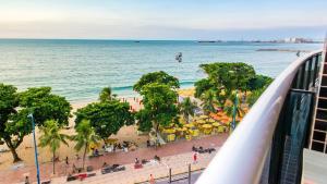 Landscape By Frente Mar, Апартаменты  Форталеза - big - 35