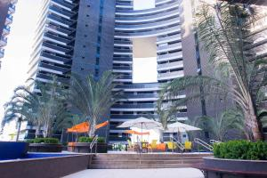 Landscape By Frente Mar, Апартаменты  Форталеза - big - 33