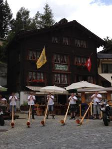 Gasthaus zum Sternen - Hotel - Andermatt