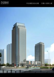 Ariva Tianjin Zhongbei Hotel & Serviced Apartment