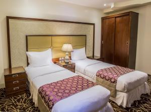 Rest Night Hotel Apartment, Apartmánové hotely  Rijád - big - 122