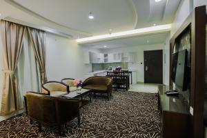 Rest Night Hotel Apartment, Apartmánové hotely  Rijád - big - 120