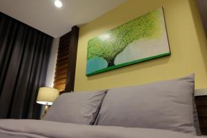 Villa Rassada Nakorn Lampang, Penzióny  Lampang - big - 7
