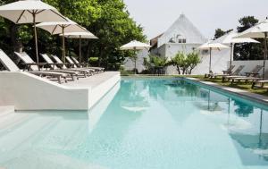 Klein Waterval Riverside Lodge, Guest houses  Franschhoek - big - 76