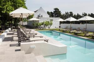 Klein Waterval Riverside Lodge, Guest houses  Franschhoek - big - 72