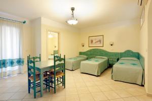 Appartamento con 1 Camera da Letto (5 Adulti)