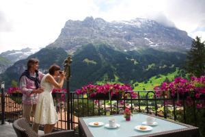 Belvedere Swiss Quality Hotel, Hotels  Grindelwald - big - 21
